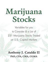 MARIJUANA STOCKS: Variables for You to Consider & a List of 231 Marijuana Stocks Traded on U.S. Capital Markets