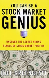 You Can Be a Stock Market Genius: Uncover the Secret Hiding Places of Stock Market P