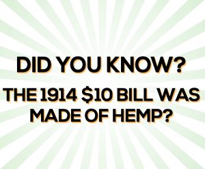 hempdollar 300x247 - Hemp 10 Dollar Bill