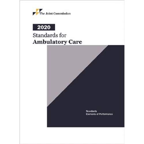 Standards for Ambulatory Care 2020