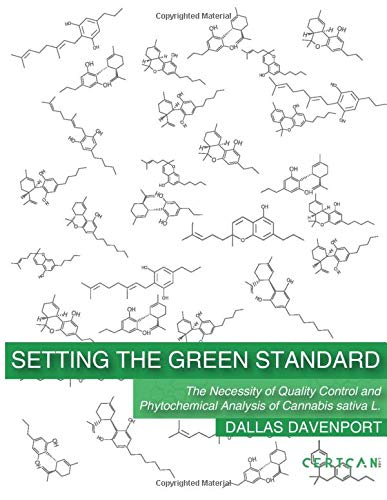 Setting the Green Standard: The Necessity of Quality Control and Phytochemical Analysis of Cannabis sativa L.