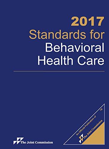 2017 Standards for Behavioral Health Care
