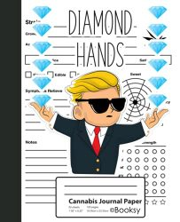 Cannabis Journal Paper: WSB Diamond Hands Options Day Trading Book